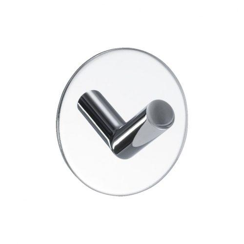 krom självhäftande rundad rundade hörn klister för kakel enkelkrok
