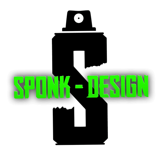 Logo Sponk Design Gelsenkirchen