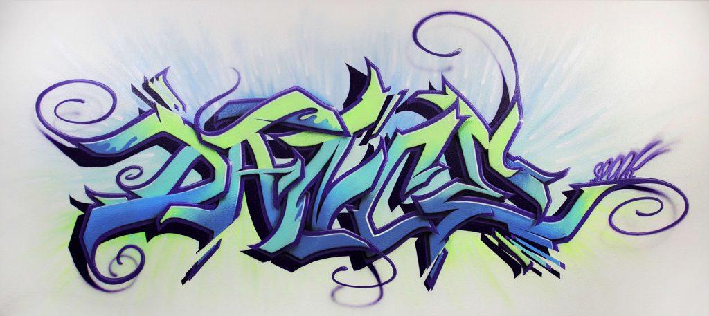 Sponk Graffiti Design Gelsenkirchen