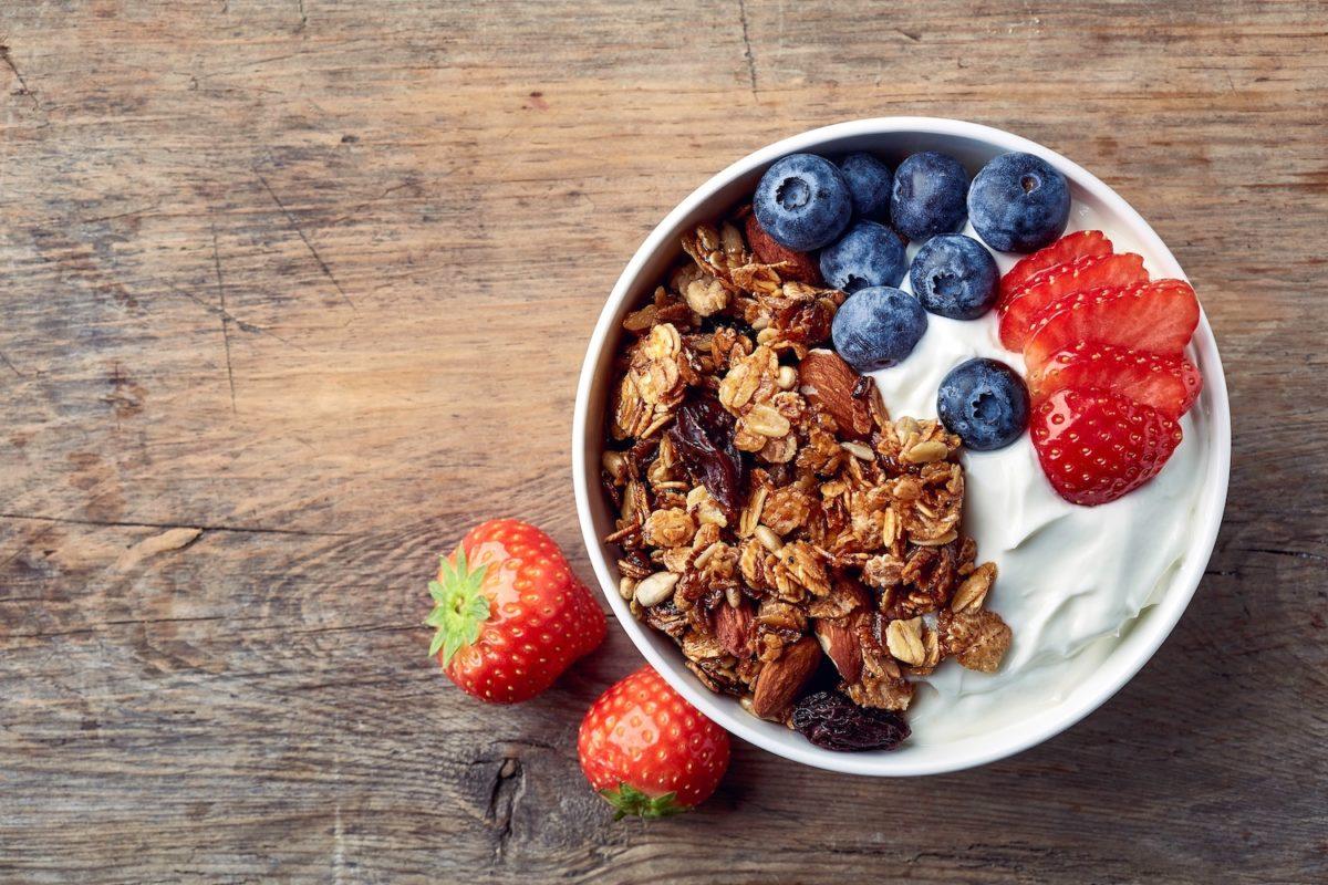Low FODMAP Yogurt