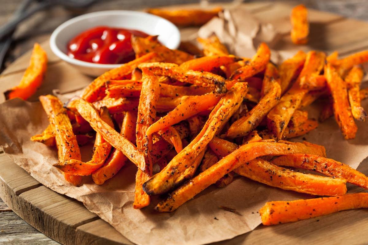 Sweet Potatoes & Low FODMAP by Spoonful