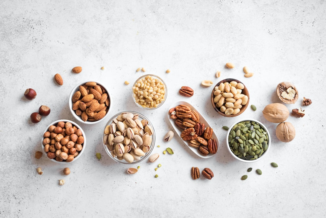 Nuts and FODMAPs
