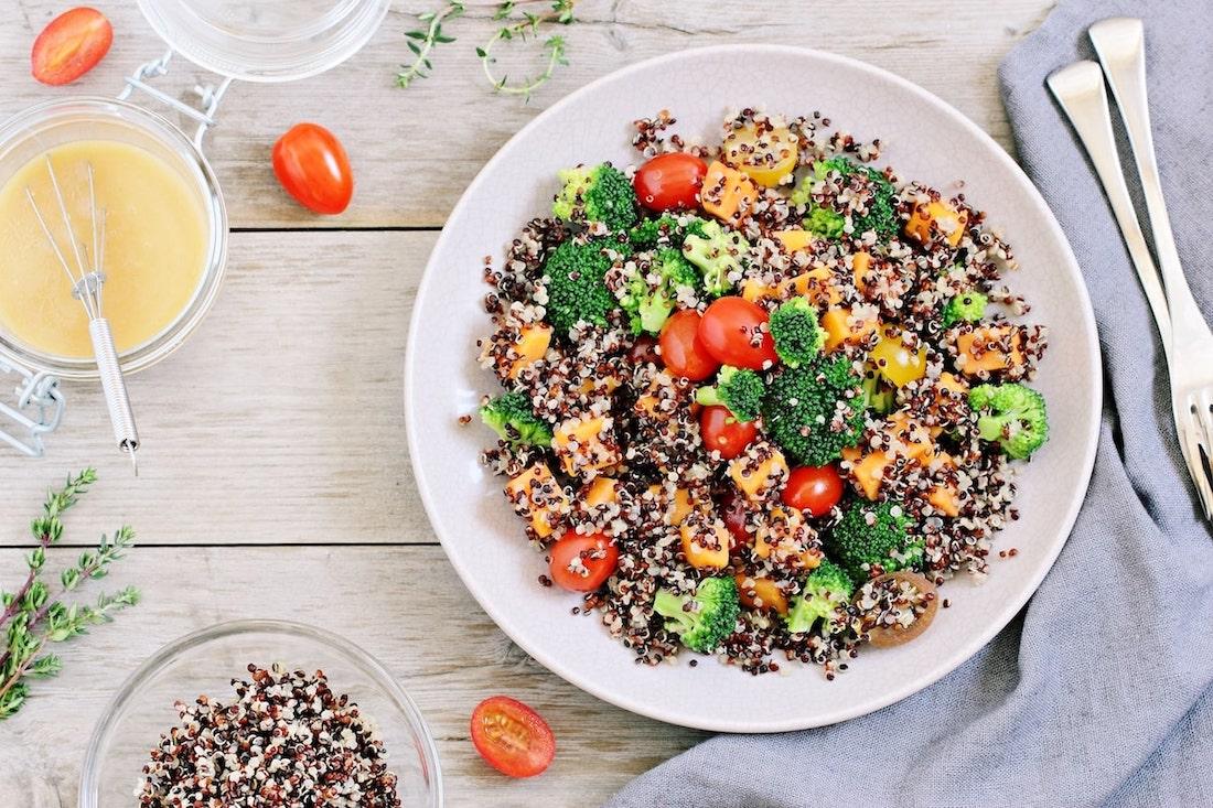 Quinoa, Our Favorite Low FODMAP Grain