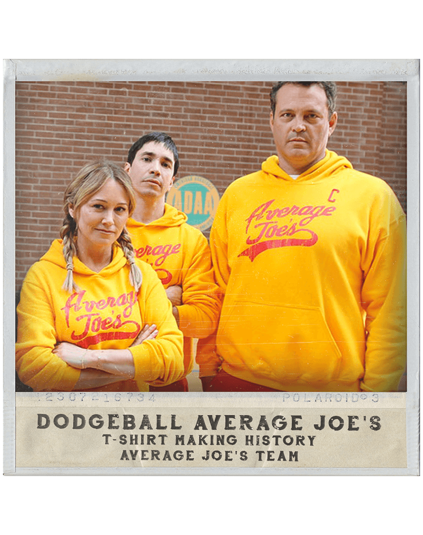 Dodgeball Average Joe's