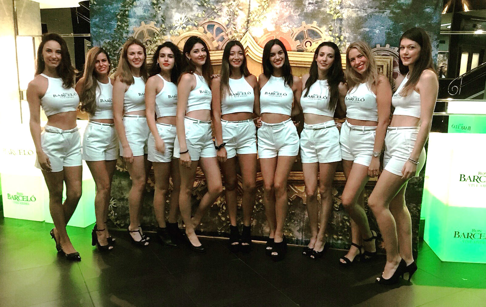 Madrid hostesses