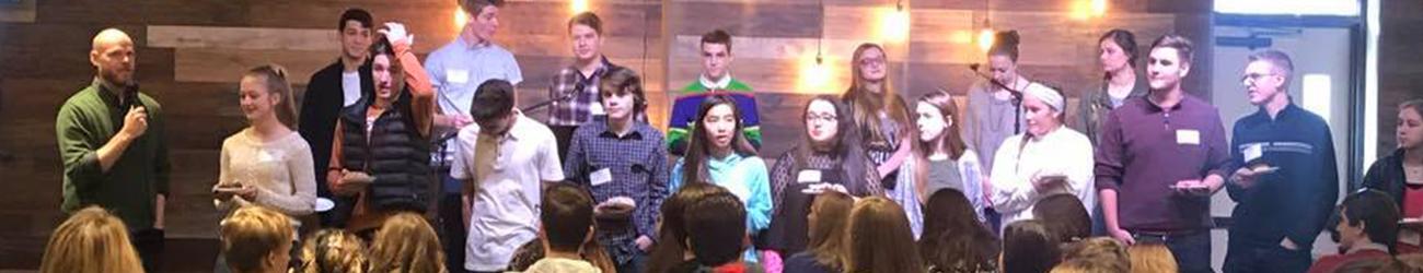 High school weekly gatherings
