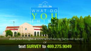 Stonebriar Community Church Congregational Survey