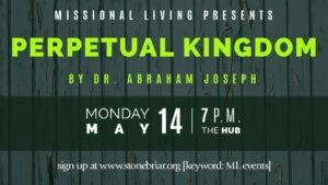 Missional Living Perpetual Kingdom Stonebriar Community Church