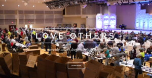 Stonebriar Community Church in Frisco Texas Love God, Love Others