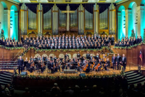 Sanctuary Choir & Orchestra Christmas Concert