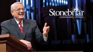 Senior Pastor Chuck Swindoll Frisco Texas Stonebriar Community Church