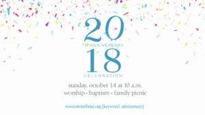 Stonebriar Community Church 201th 20 year anniversary frisco texas celebration
