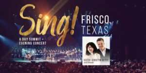 Keith and Kristyn Getty Frisco Texas Stonebriar Community Church October 6