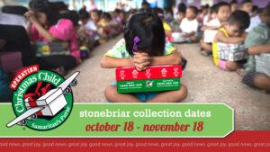 Operation Christmas Child 2018 Stonebriar Community Church Samaritan's Purse