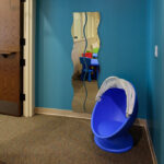 Special Needs entrance to quiet room