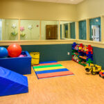 Special Needs large muscle room