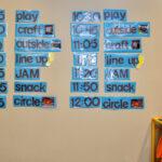 Special Needs schedule