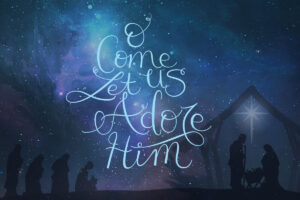 O Come Let Us Adore Him Concert