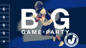 Junior High Big Game Party