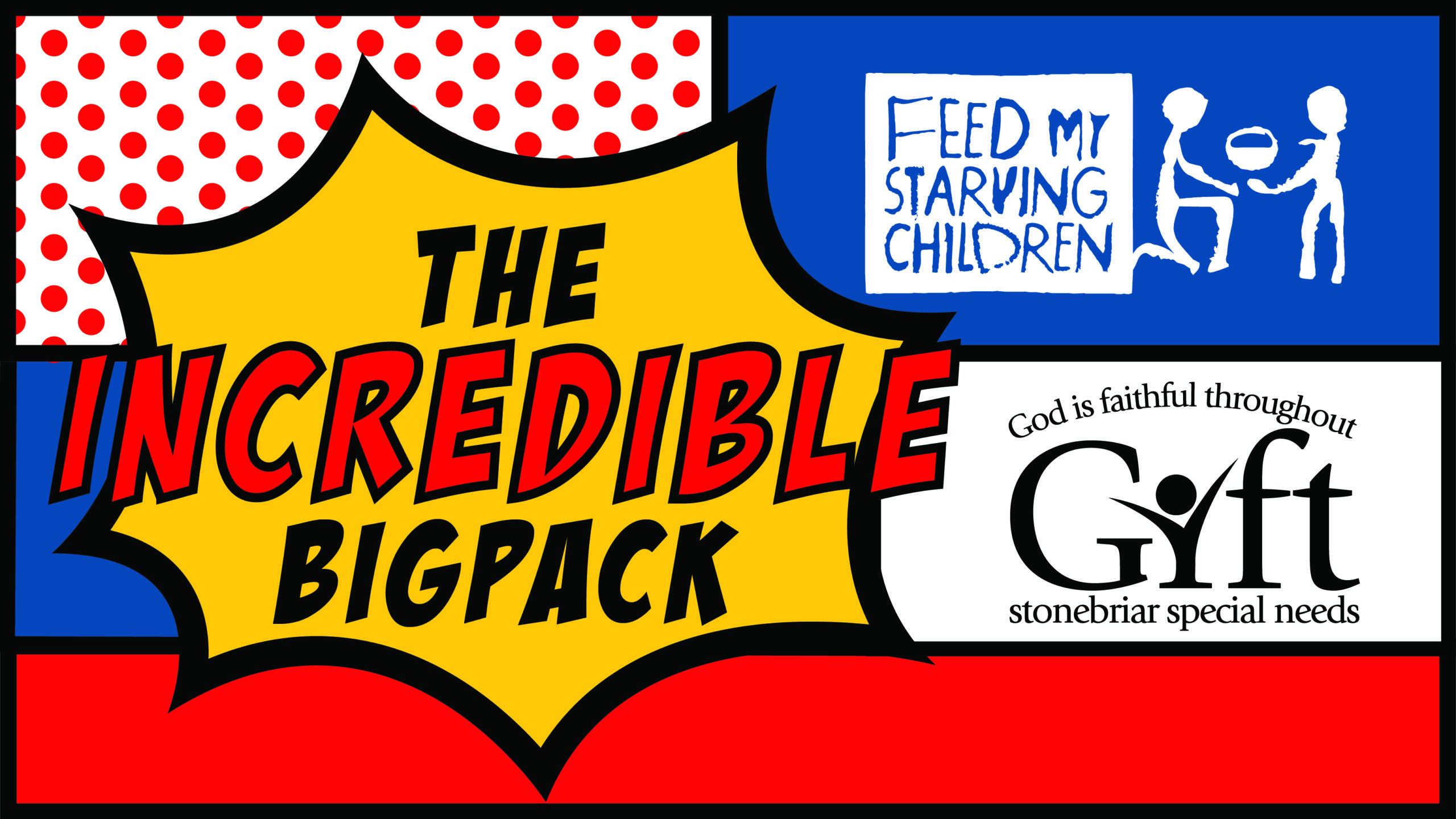 The Incredible Bigpack