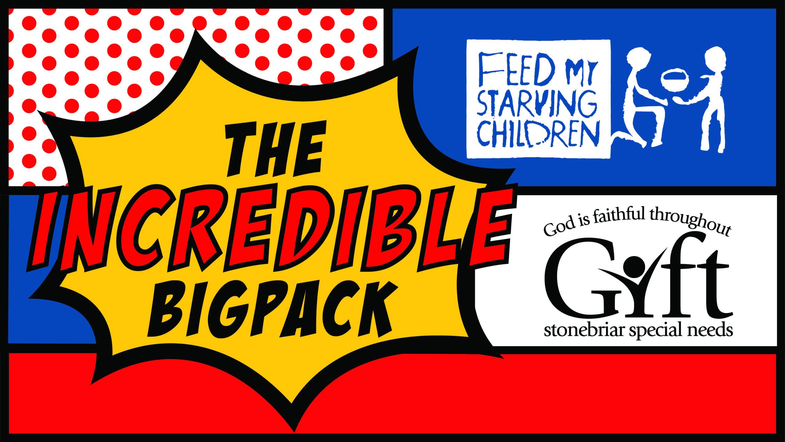 The Incredible Bigpack