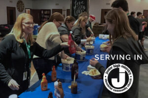 Serve in Junior High Ministry