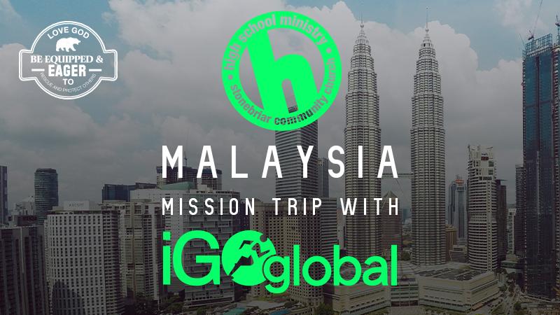 High School Malaysia Mission Trip