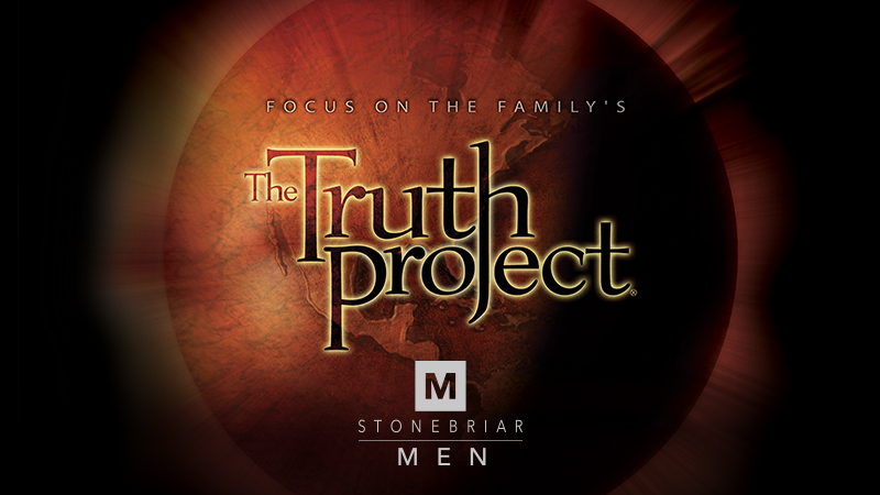 Men's Bible Study: The Truth Project