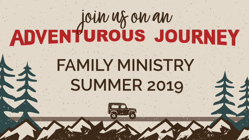 Adventurous Journey Summer Events
