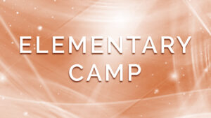 Elementary Camp