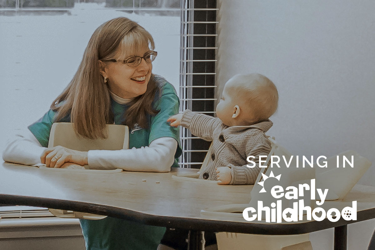 Early Childhood Serving Opportunities