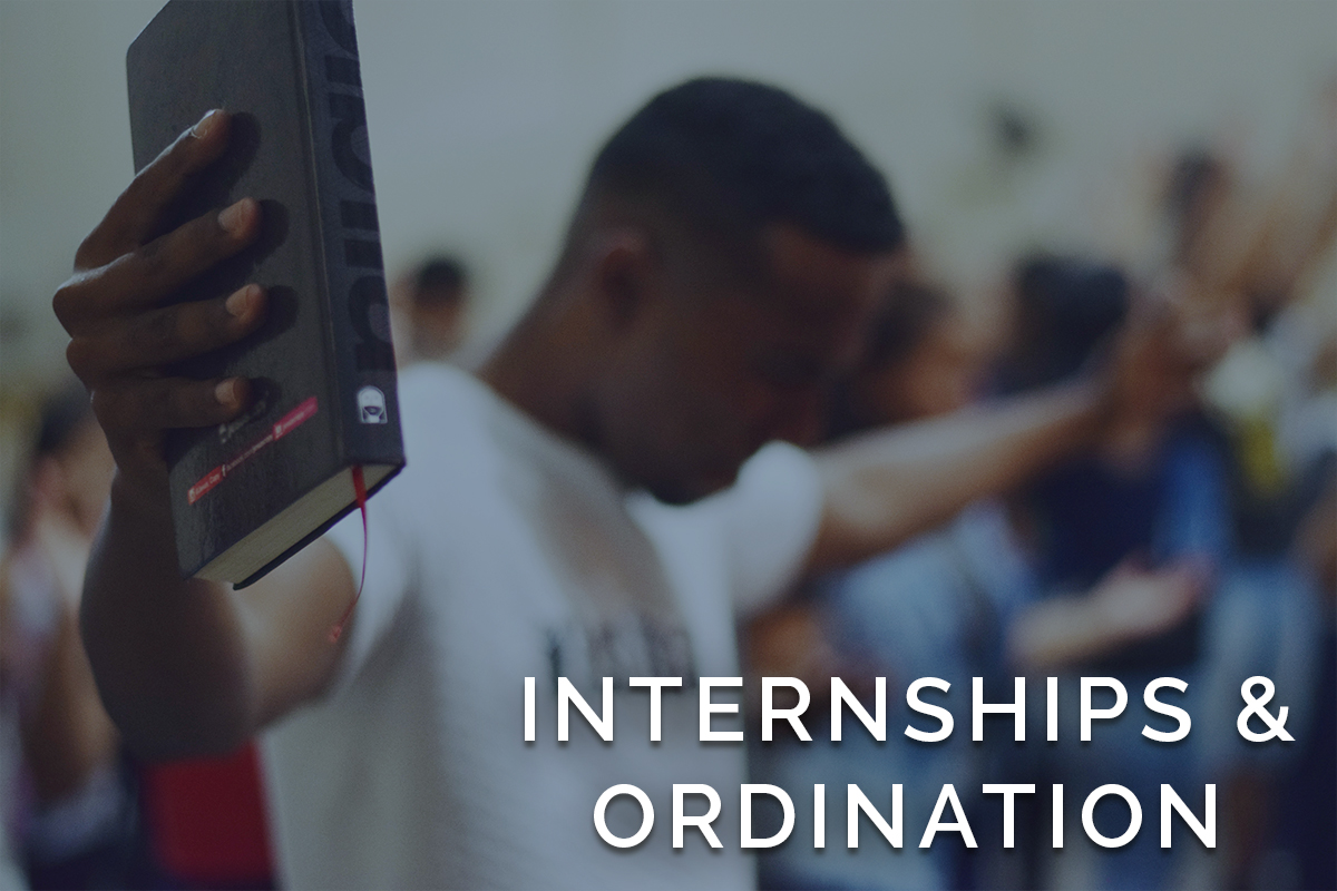 Internships and Ordination at Stonebriar