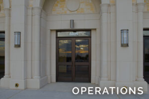Operations at Stonebriar