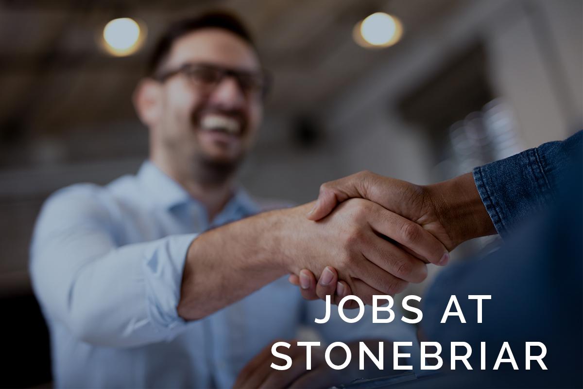 jobs at stonebriar