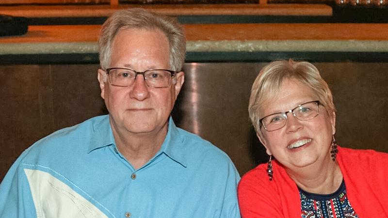 Steve and Kathie