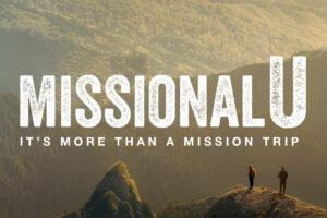 Missional U