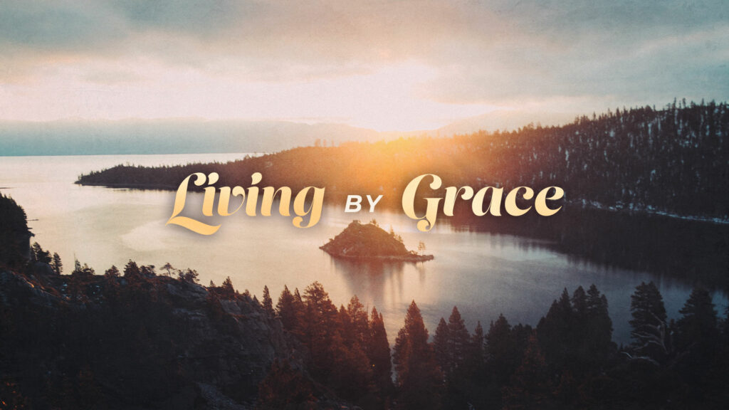 masthead: Living by Grace