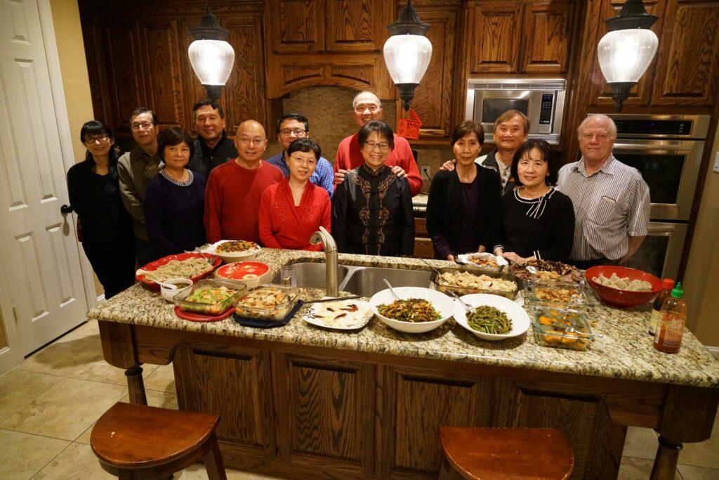 Yi Home Fellowship group