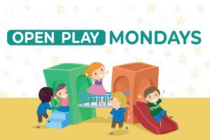 Open Play Mondays