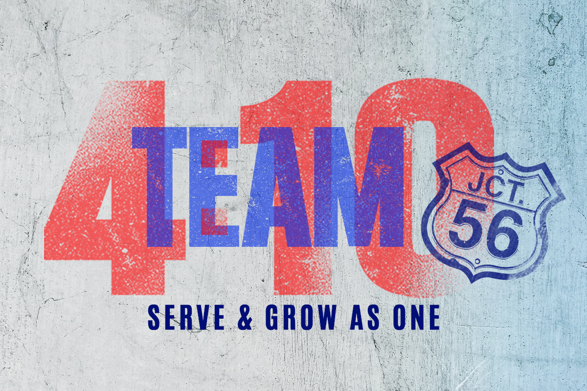 Preteen Discipleship: Team 4:10 - Serve and Grow