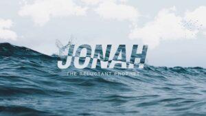 masthead: Jonah: The Reluctant Prophet