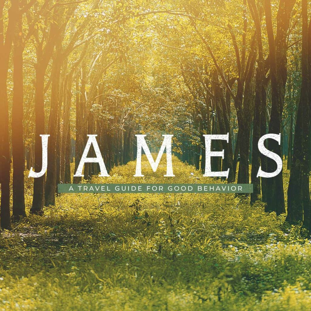 James: A Travel Guide for Good Behavior