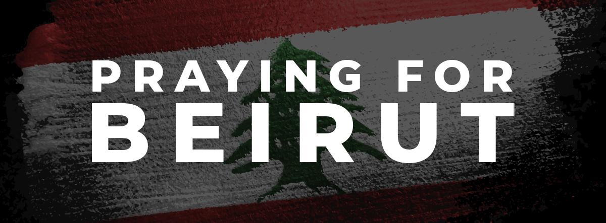 Praying for Beirut