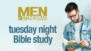Men's Tuesday Night Online Bible Study