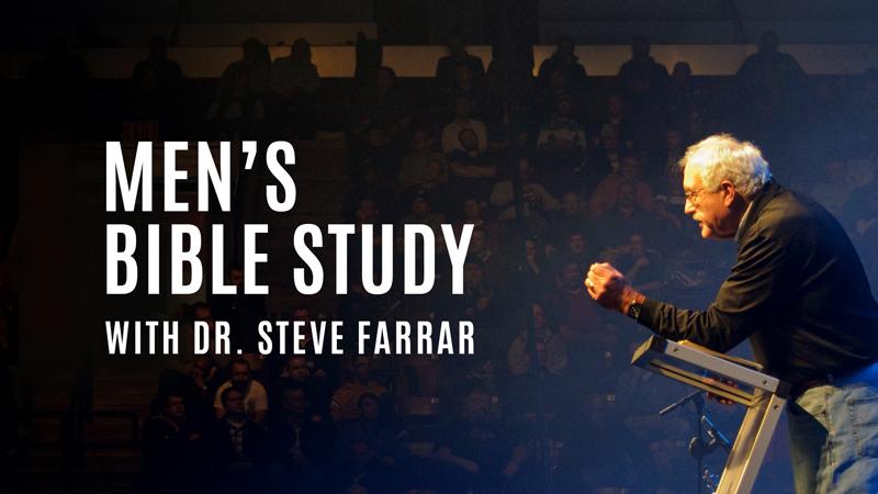 Men's Bible Study with Dr. Steve Farrar