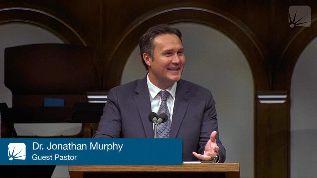 Dr. Jonathan Murphy