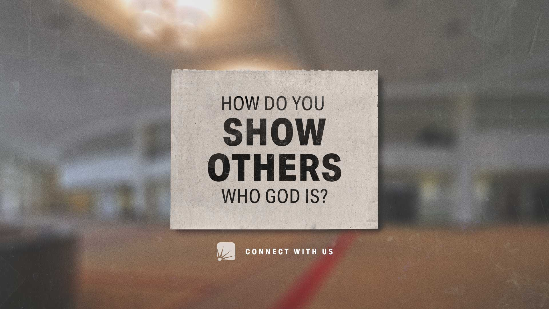 Question of the Week: Sharing Attributes of God