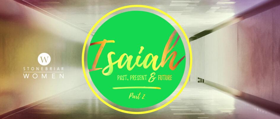 banner: Isaiah Part 2