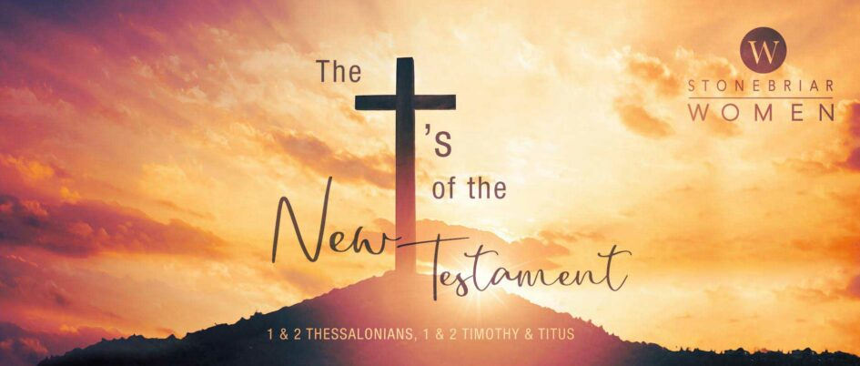 banner: The T's of the New Testament