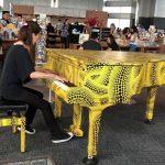 #都庁ピアノ#スピーチレス心の声#arrangedbyCANACANA family 🎦ディズニー映画【アラジン】より『スピーチレス〜心の声』/アラン・メンケン